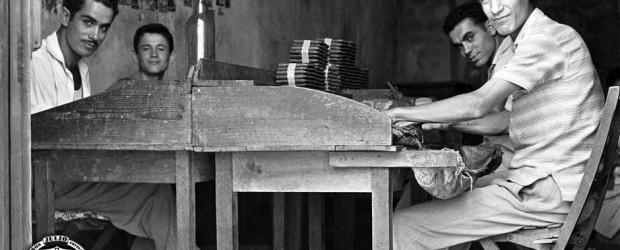 Historia del tabaco en La Palma