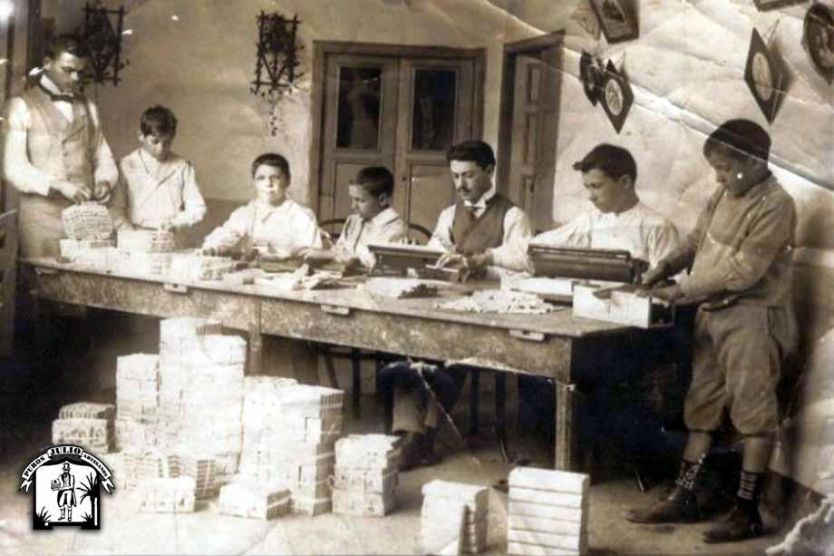 Historia del Tabaco en La Palma 11 · Puros Artesanos Julio · Canarias · Puro Arte Palmero