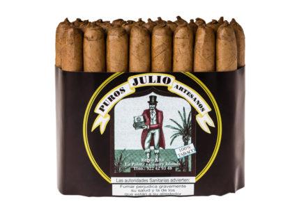 TABLETA DE 25 SEÑORITAS - Puros Palmeros Artesanos Julio · Tabaco hecho a mano en Breña Alta · La Palma · Canarias #TiendaOnLine de #purospalmeros #premium Auténtico #tabaco de #LaPalma #puropalmero #islascanarias