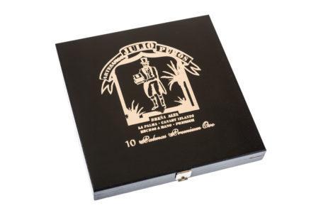 CAJA DE 10 PALMAS - Puros Palmeros Artesanos Julio · Tabaco hecho a mano en Breña Alta · La Palma · Canarias #TiendaOnLine de #purospalmeros #premium Auténtico #tabaco de #LaPalma #puropalmero #islascanarias