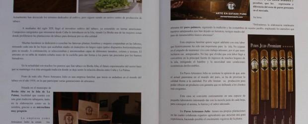 Reportaje de la asociación Vitolfílica Española