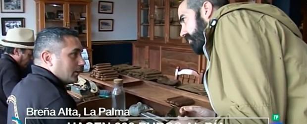 Puros Artesanos Julio en el Programa de Televisión España Directo