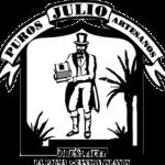 Logo Puros Artesanos Julio · Tabaco palmero Premium Hecho a mano en Breña Alta. La Palma. Islas Canarias