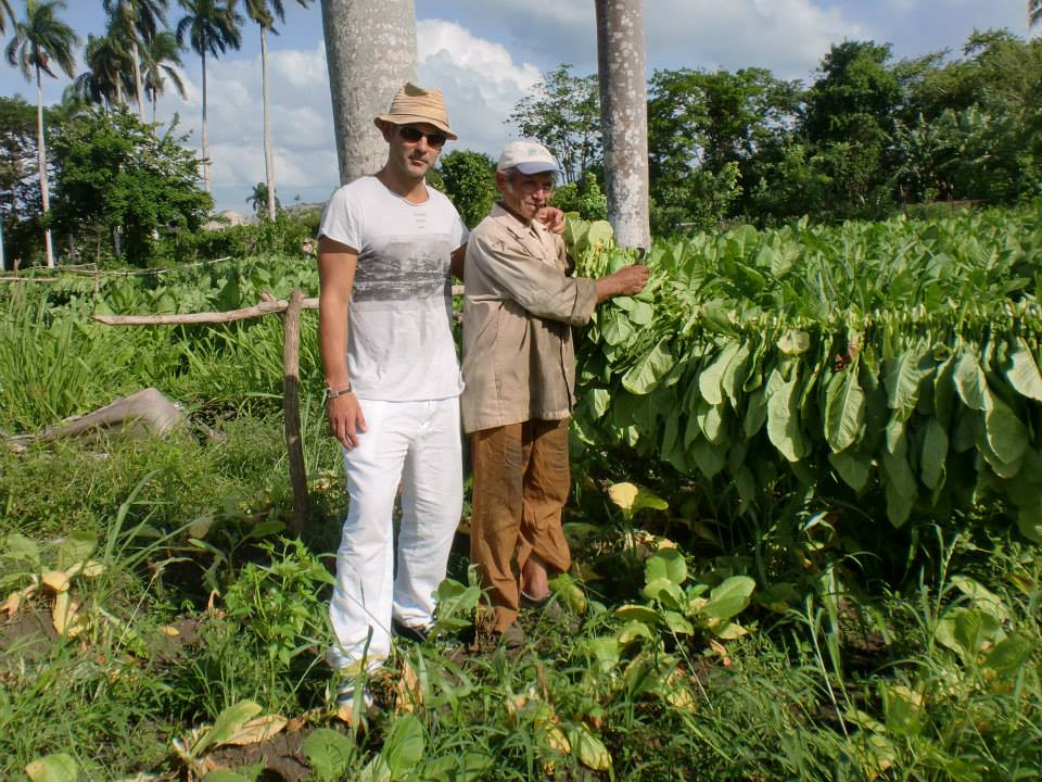 Visita a Cuba en 2017