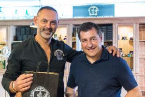 Visita a Puros Artesanos Julio de Josep Roca, del restaurante Celler de Can Roca, proclamado 2 veces mejor restaurante del mundo y 3 Estrellas Michelín. Sus puros palmeros estarán en su cava.