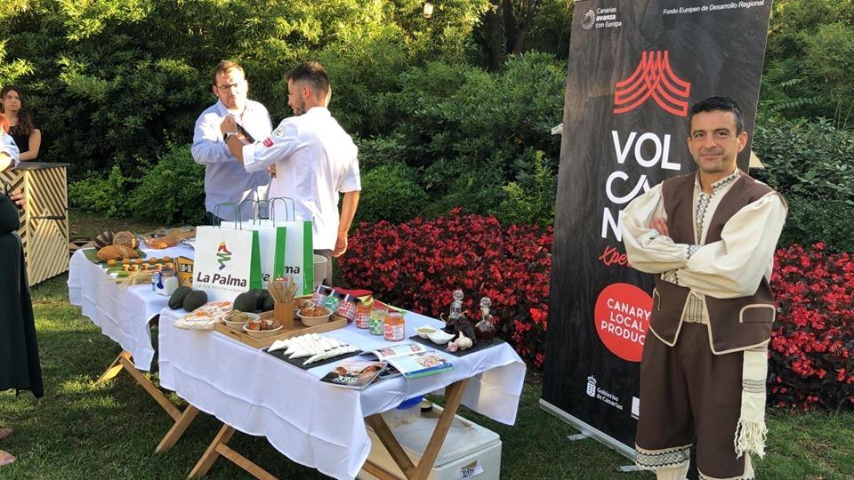 Puros Artesanos Julio con AGAP en el Festival Jardins Pedralbes 2019 en Barcelona.