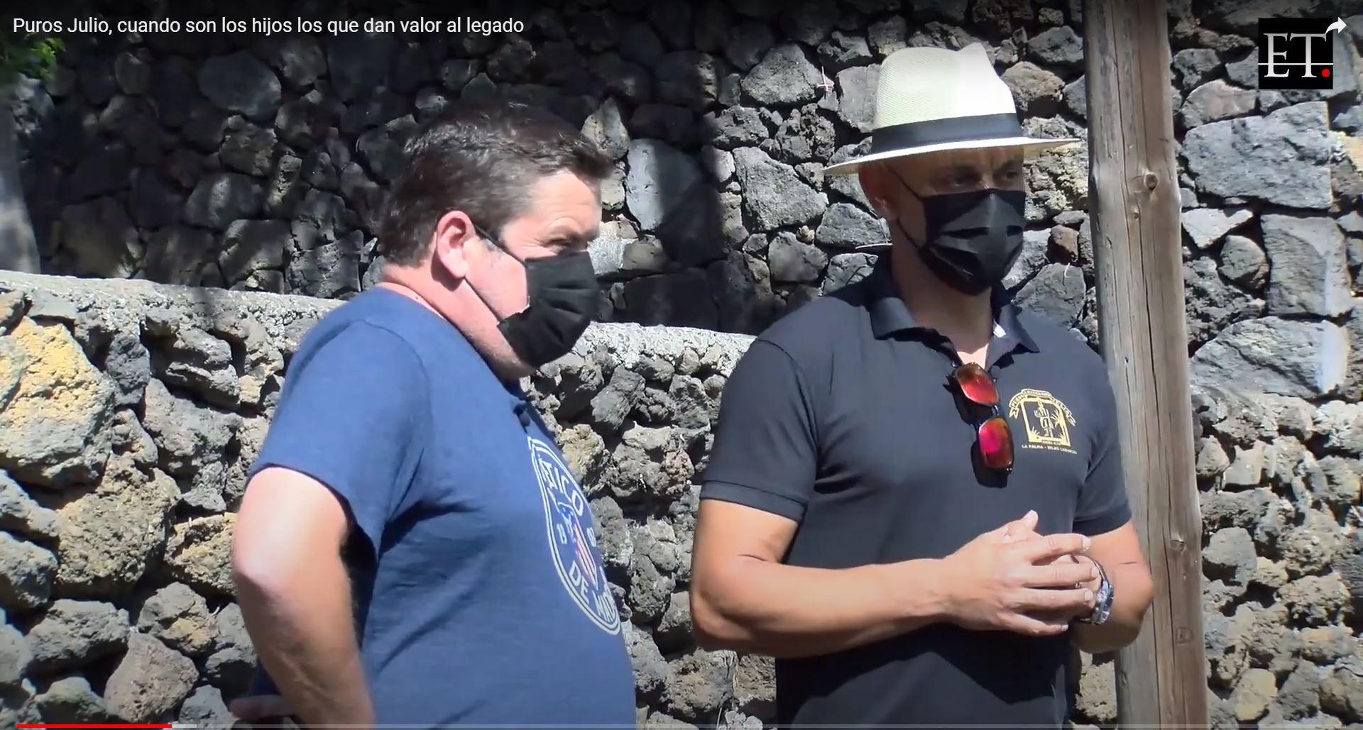 """Reportaje ElTime.es · """"Puros Julio, cuando son los hijos los que dan valor al legado"""""""